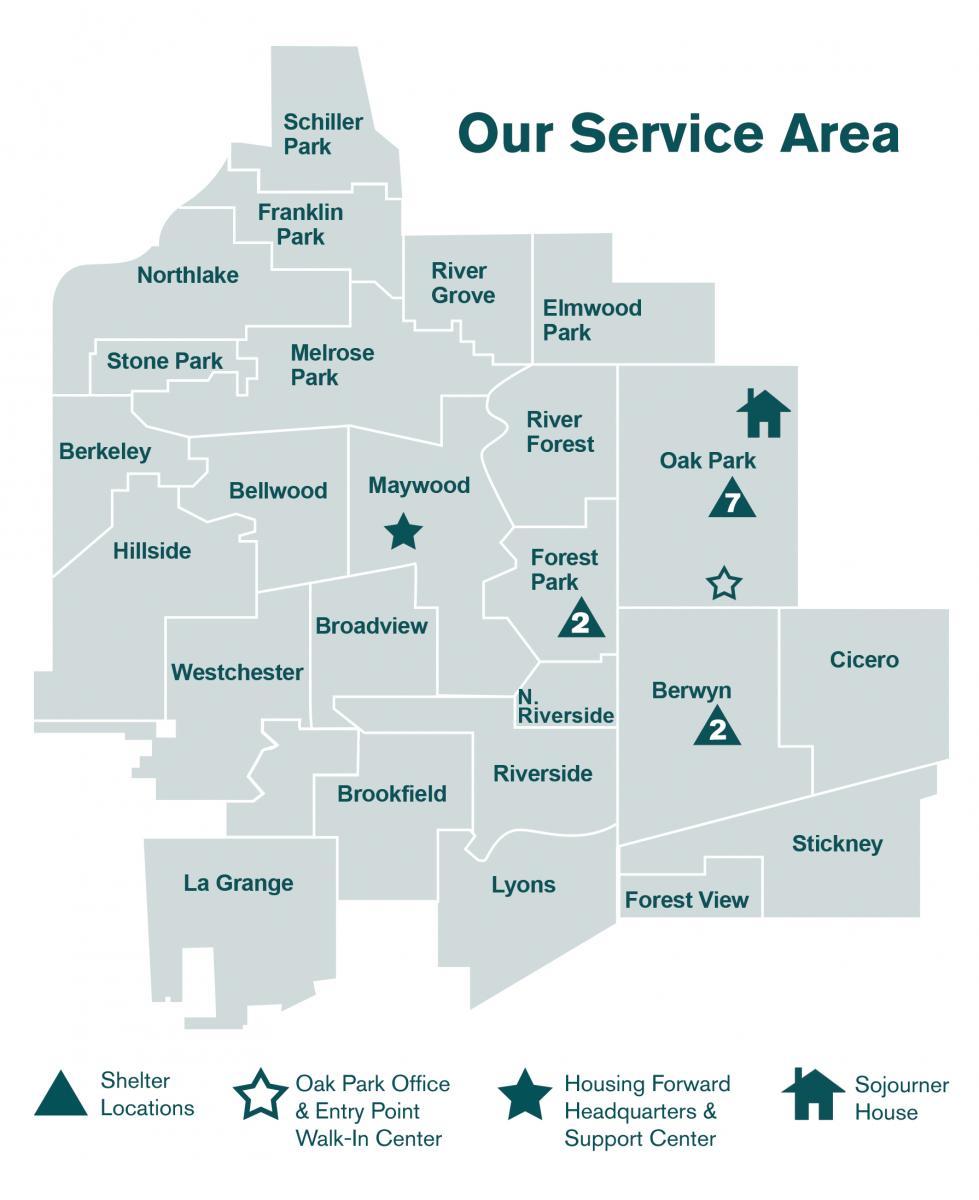 Jan 2020 Service Map